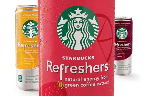 starbuck refreshers