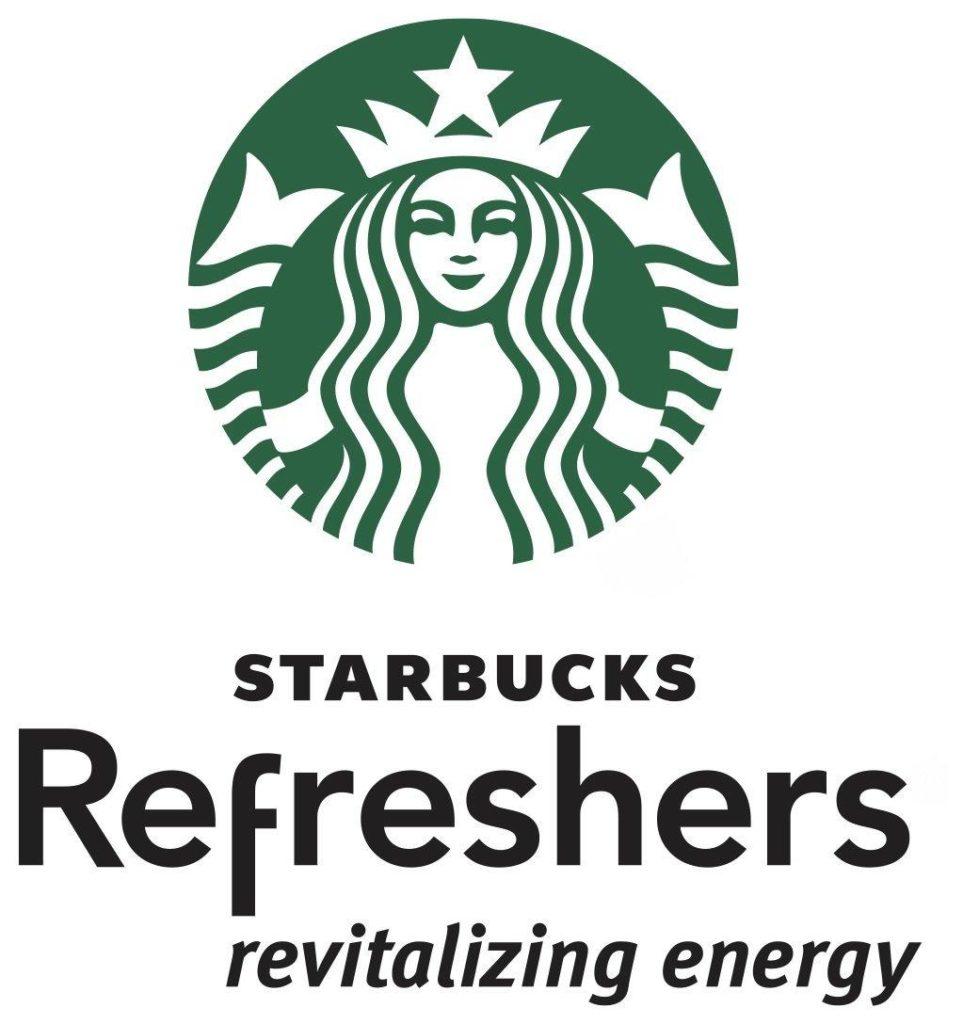 Logo starbucks refreshers