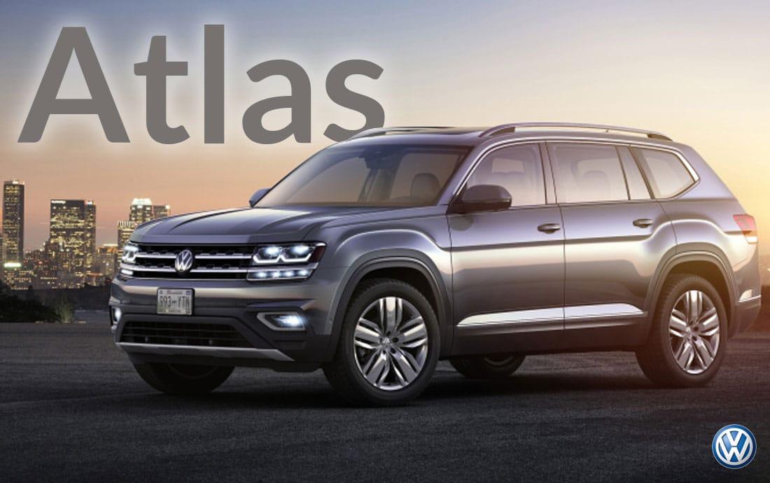 Volkswagen - Atlas