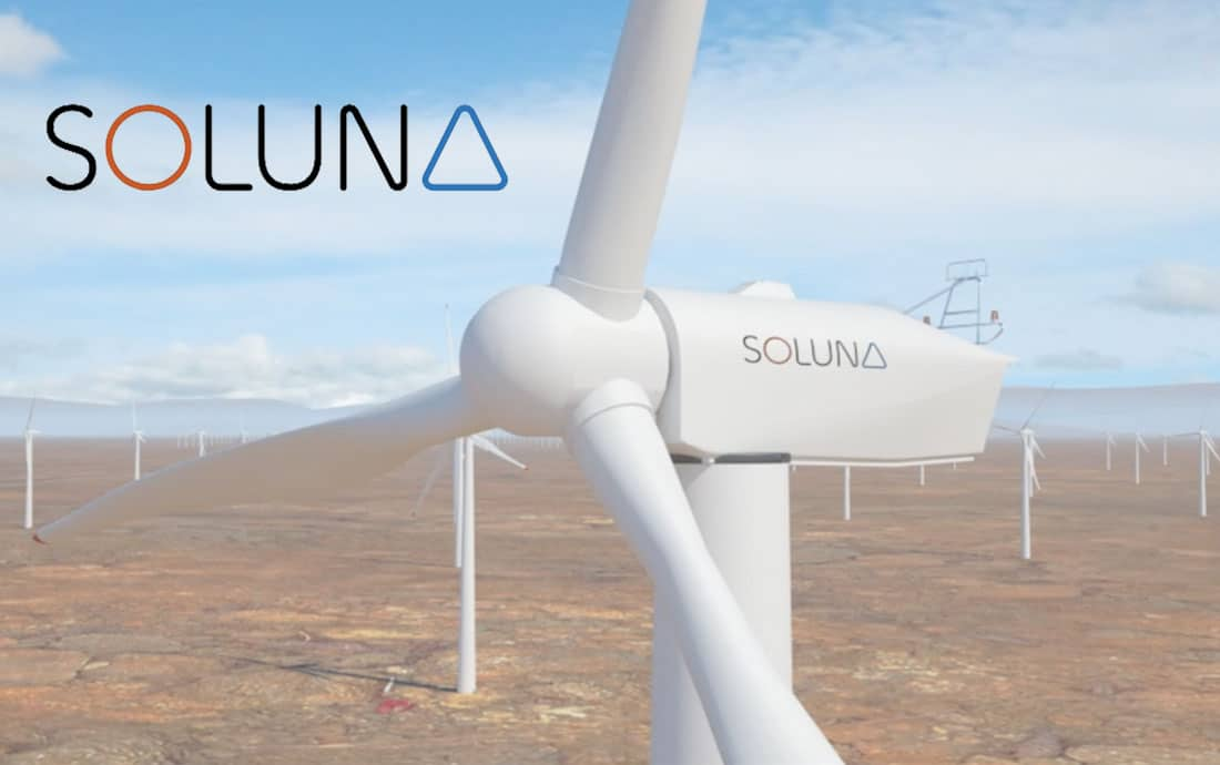 Catchword names Soluna, the world's first blockchain infrastructure company powered entirely by renewable energy